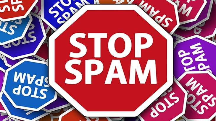 ウェブマスターの迷惑メール対策